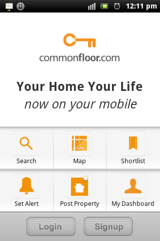 CommonFloor app