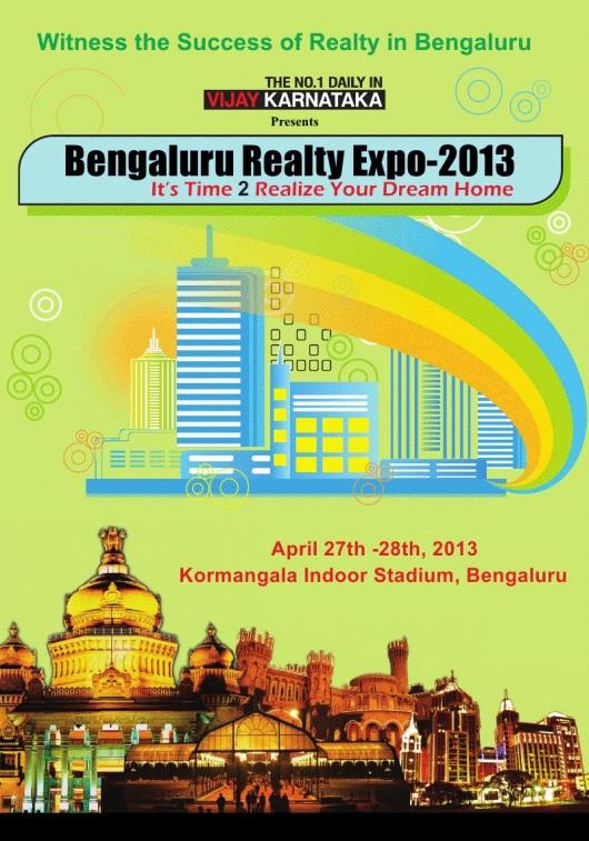 Bangalore Realty Expo-2013