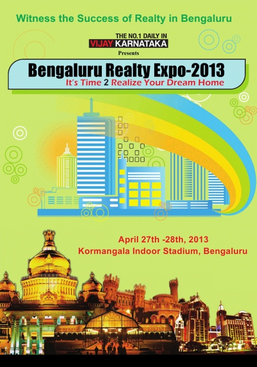 Bangalore Realty Expo-2013