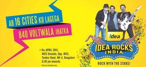 Idea Rocks India