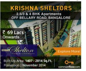 Krishna Sheltons apartment