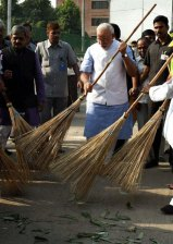No Politics Clean India